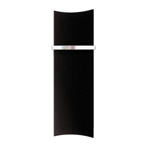 Radiador agua toallero cicsa zeta flat corvus 120x31 cm ng
