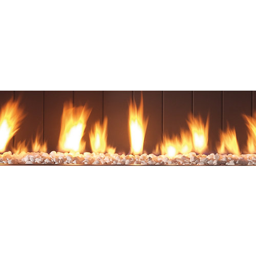 Revestimiento de chimenea piedras de carrara hergom 100/38