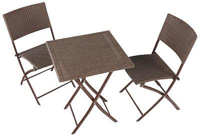 set de mesa y sillas para terraza baratas