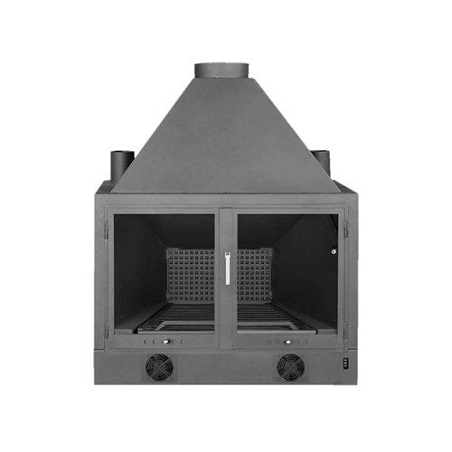 Chimenea metálica fire air 80 13,5 kw