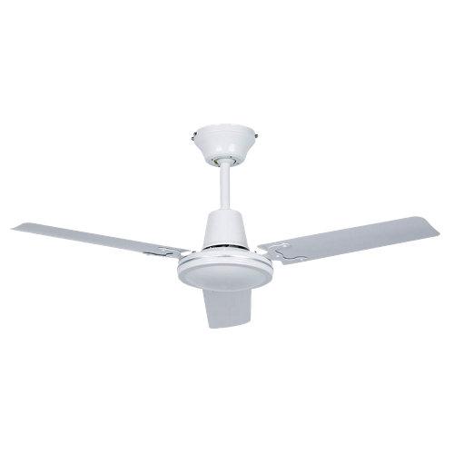 Ventilador de techo sin luz saipan 91 cm blanco ac