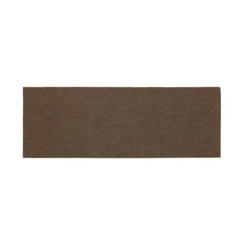 3 fieltros rectangulares adhesivo de 90x250 mm