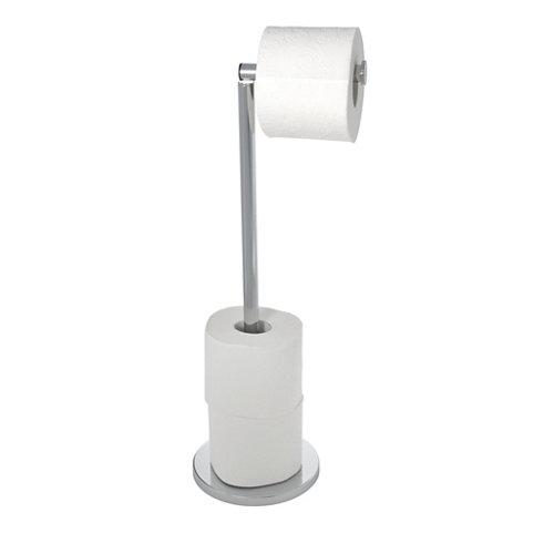 Combinado wc dos en uno wenko acero inox brillante