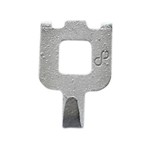8 gancho para cuadro de acero y 8 kg de carga máxima