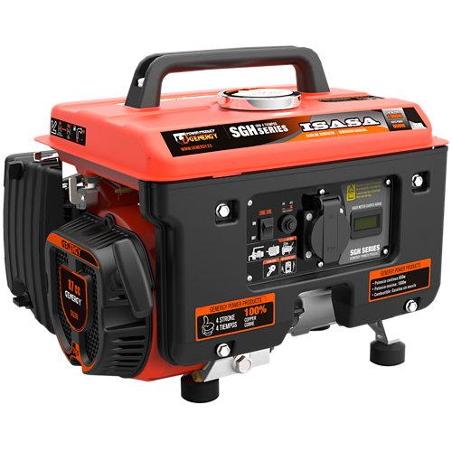 Generador genergy isasa gasolina de 850 w
