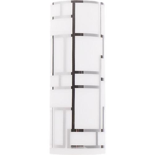 Lámpara de mesa bayman blanca