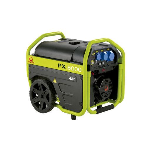 Generador pramac px8000 mon gasolina sin plomo de 4500 w
