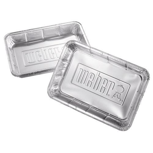 Bandejas de aluminio 57x47 cm