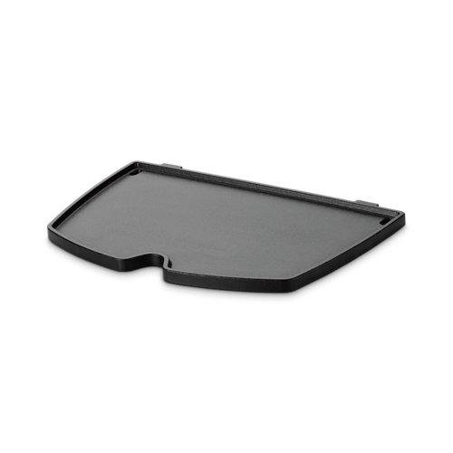Plancha de hierro fundido 32x5x32 cm