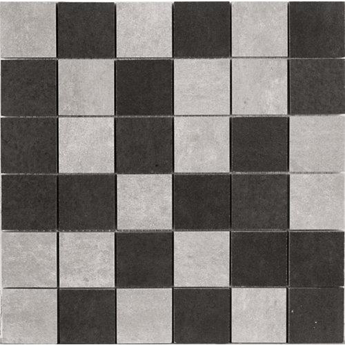 Mosaico terranova 30x30 (5x5) gris multi artens