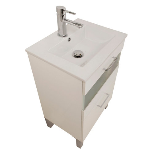 Mueble de baño fox blanco 50 x 40 cm