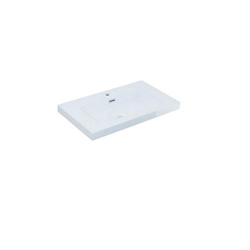 Lavabo grace blanco 81 cm