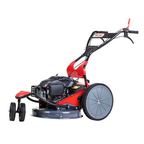 Desbrozadora con ruedas oleo mac wb 51 vb6 190 cc 51 cm ancho de corte