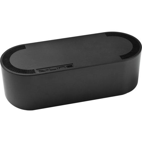 Caja para cable tidy unit negra pequeña