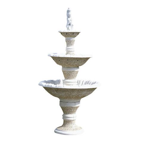 Fuente de jardín 85x165 cm