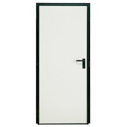 Puerta cortafuegos prelacada blanco rf60 80,5 x 207 cm izquierda.
