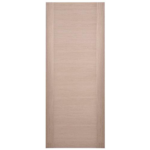 Puerta de interior corredera niza gris de 72.5 cm
