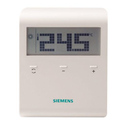 Termostato digital siemens rdd10.1