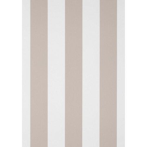 Papel pintado tnt línea rayas gris 5,3 m²