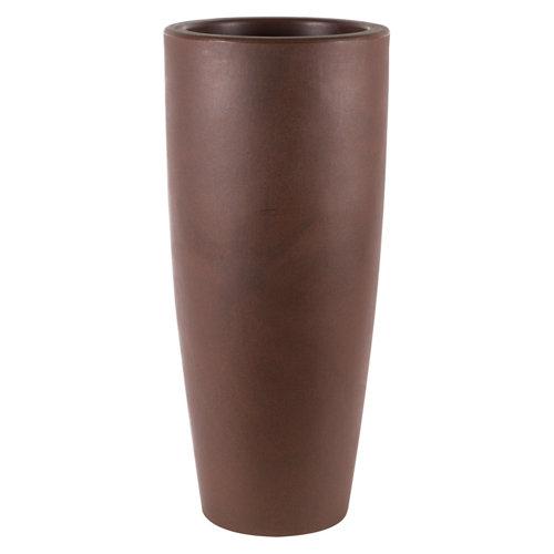 Maceta de polietileno newgarden marrón 40x90 cm
