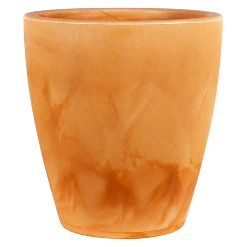 Maceta de polietileno newgarden rojo 30x32 cm