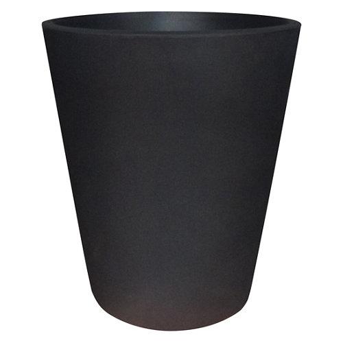 Maceta de polietileno newgarden negro 41x54 cm