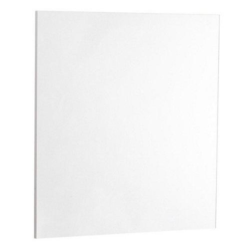 Espejo de baño madrid gris / plata 70 x 80 cm