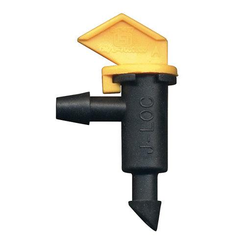 Gotero autorregulado geolia de 2 l/h de caudal en bolsas de 10 unidades