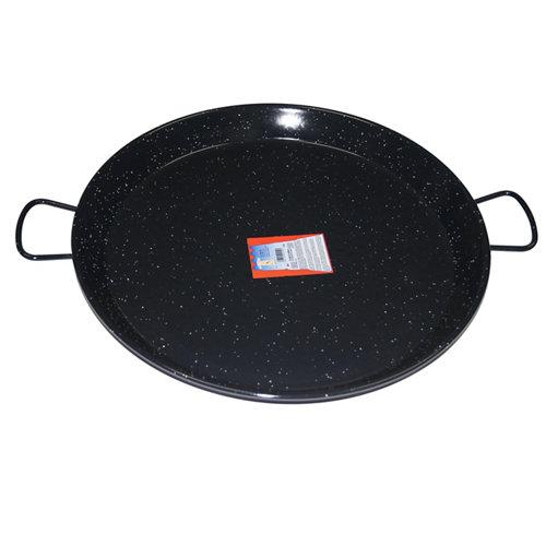 Paellero de acero 60x60 cm
