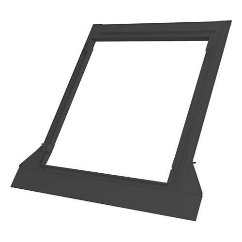 Tapajuntas ventana de tejado de aluminio velux de 55 x 98 cm