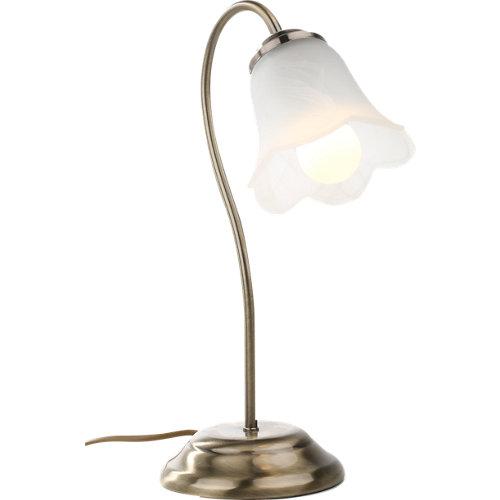 Lámpara de mesa inspire laton