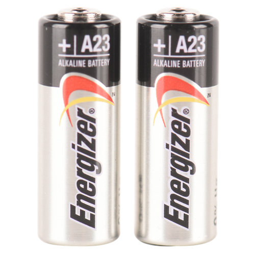 Pack de 2 pilas especiales energizer e23a 12v