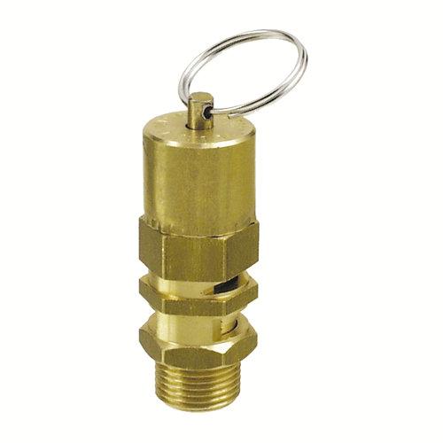 Válvula para compresor de latón dexter de 10.4 bares y 3/8m