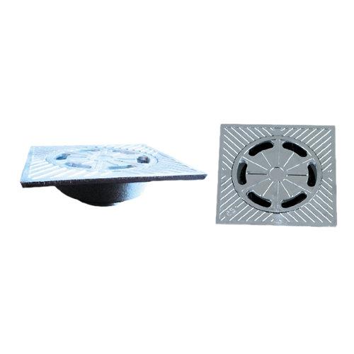 Sumidero fundición aluminio 400x400 mm