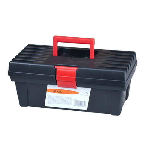 Caja de herramientas skr12bstuffcz con capacidad de 4.5 litros