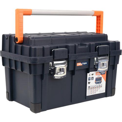 Caja de herramientas dexter con capacidad de 57.2 litros