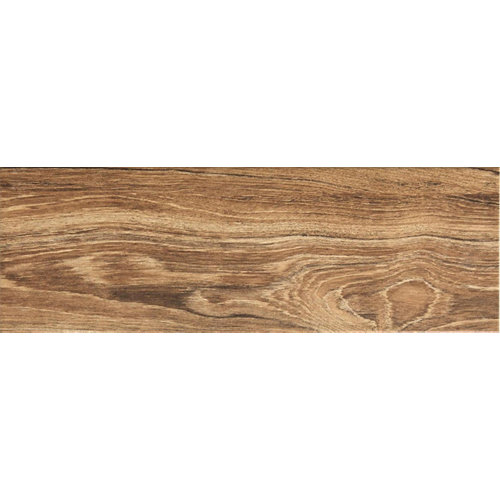 Pavimento cerámico ebano 20,5x61,5 miel r18