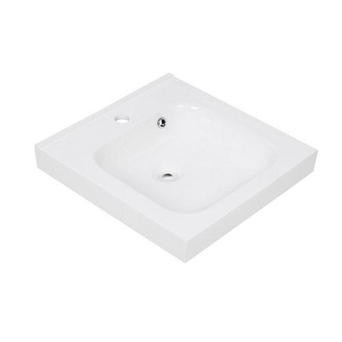 Lavabo new remix blanco 46x14x48.5 cm