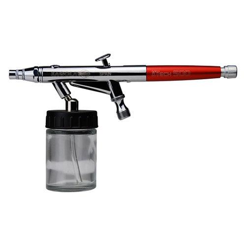 Pistola pintar neumática sagola aerografos con una presion de 3 bares y 1/8m