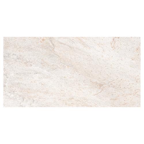 Revestimiento porcelánico quarzite 32x62,5 blanco c1