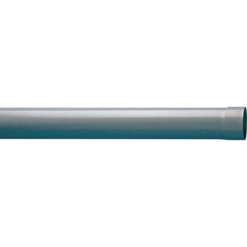 Tubo multicapa de pvc ø75 mm 1 m metro