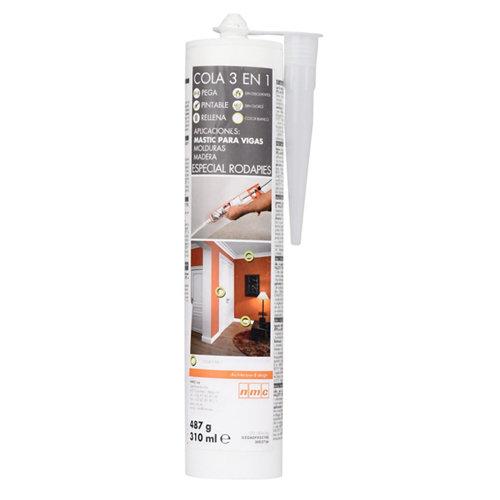 Masilla nmc adhesiva y de relleno 310 ml