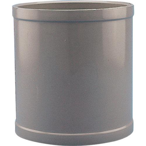 Manguito de pvc de ø200 mm h-h