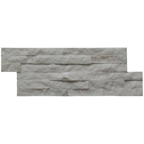 Piedra natural petra blanca 15 x 40 cm