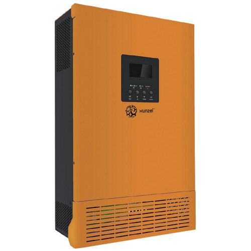Inversor + cargador de onda senoidal pura avanzado ixs-xunzel-3000w-24v c/cables