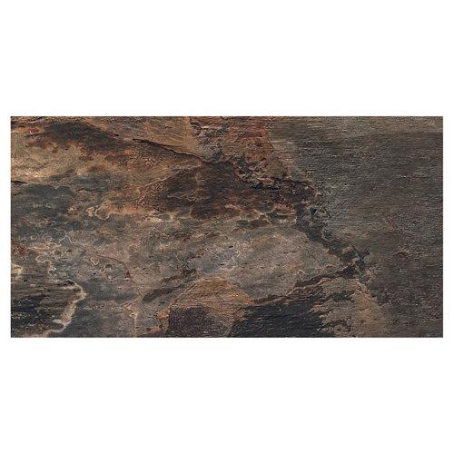 Azulejo cerámico ardesia 32x62,5 natural c1
