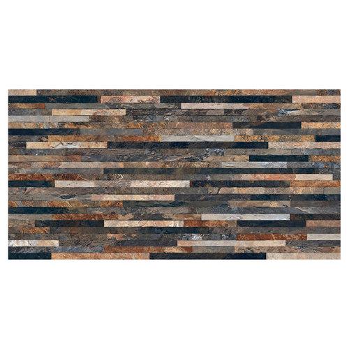 Azulejo cerámico ardesia 32x62,5 muro-natur