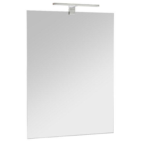 Espejo de baño con luz led alba 60 x 80 cm