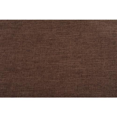Tela en bobina marrón ancho 100cm