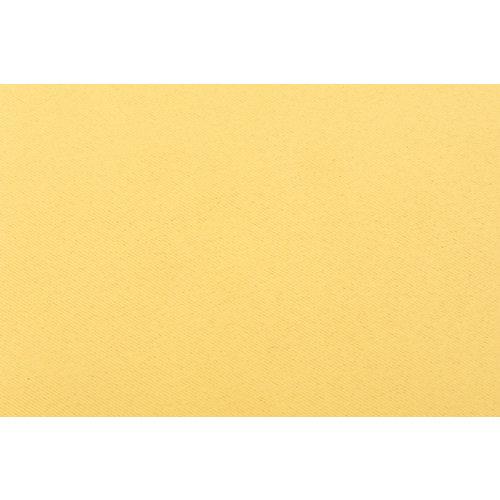 Tela en bobina amarilla ancho 100cm